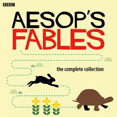 Aesop: The Complete Collection audiobook cover art