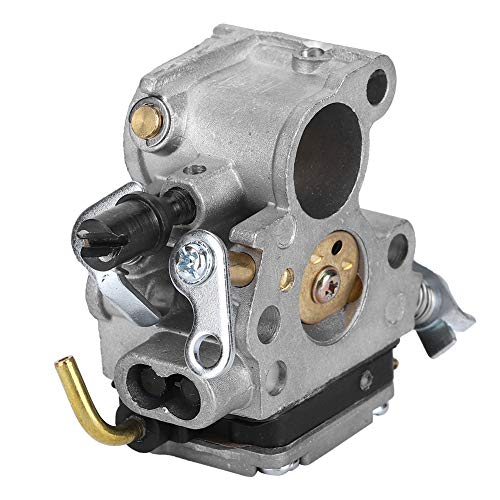 Jingyig Kit de carburador, Repuesto de carburador de Buena rigidez, Profesional con 7 Accesorios para Motosierra 574719402 Husqvarna