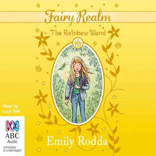 The Rainbow Wand audiobook cover art