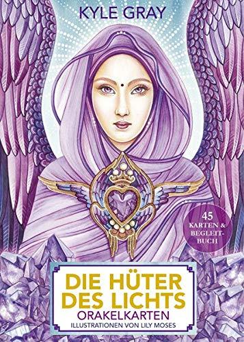 Die Hüter des Lichts Oraklekarten: 45 Orakelkarten und Buch