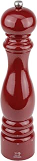 Peugeot 23645 Paris U'Select 12-Inch Pepper Mill, Red Lacquer