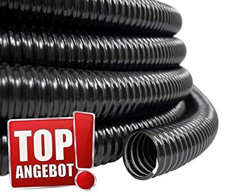 Pondlife 10m Rolle Teichschlauch Spiralschlauch 25mm 1\' Pumpe Filter - Made in Europe