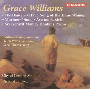 Williams: The Dancers, Two Choruses, Ave maris stella & Six Gerard Manley Hopkins Poems