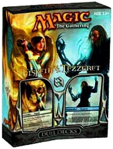 SUPR HOT  Magic the Gathering Card Game Duel Decks Elspeth vs. Tezzeret [Toy]