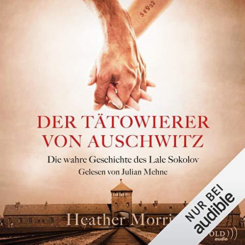 Der Tätowierer von Auschwitz audiobook cover art