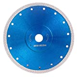 Supper Thin Diamond Tile Blade Porcelain Saw Blade for Cutting Porcelain Tile Granite Marbles (8')
