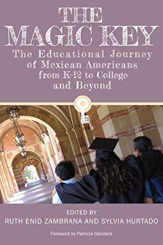 The Magic Key: The Educational Journey of Mexican Americans from K-12 to College and Beyond (Louann Atkins Temple Women