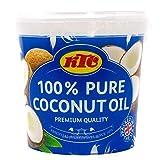 KTC Aceite de coco 100% puro, 1 l
