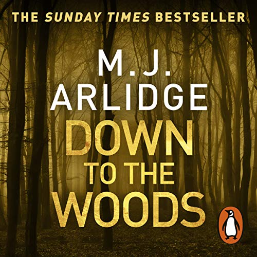 Down to the Woods audiobook cover art