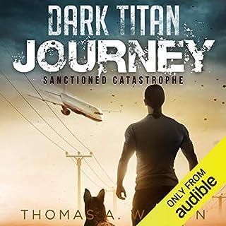 Dark Titan Journey audiobook cover art