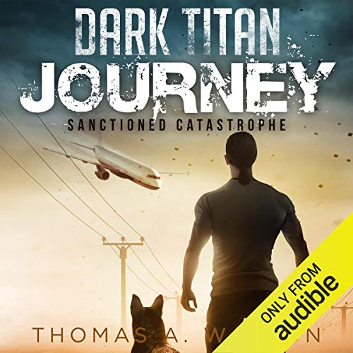 Couverture de Dark Titan Journey