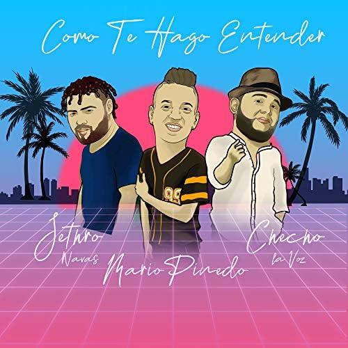 Mario Pinedo, Checho La Voz & Jethro Navas