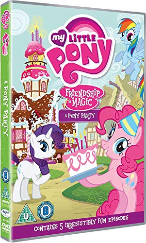 My Little Pony: Friendship is Magic - A Pony Party