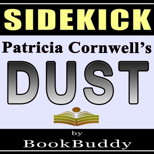 Dust, A Scarpette Novel audiobook cover art