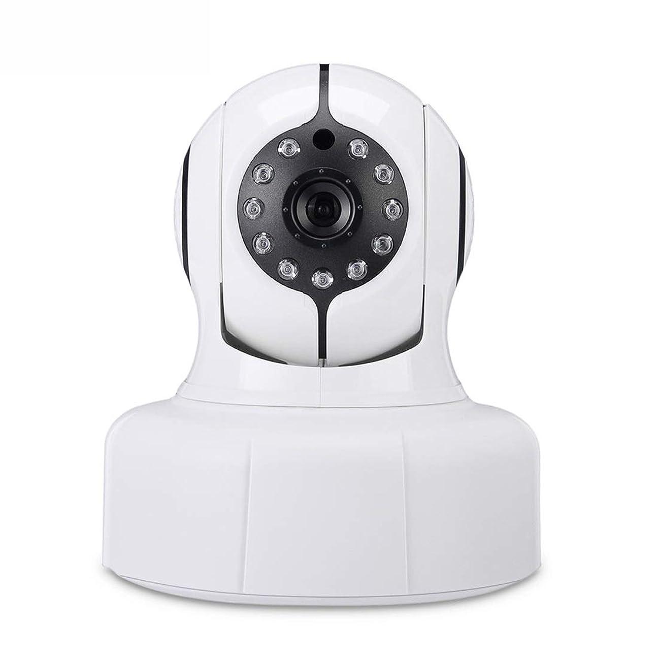 ダニ摂氏加入ノウ建材貿易 HDウェブカメラ赤外線暗視監視カメラ720Pwifiモニター