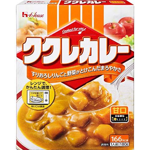 9位:ハウス食品『ククレカレー 甘口』