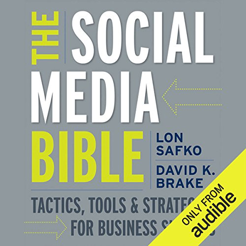 The Social Media Bible cover art