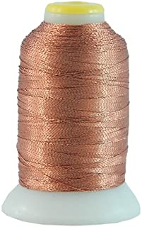 Best copper embroidery thread Reviews