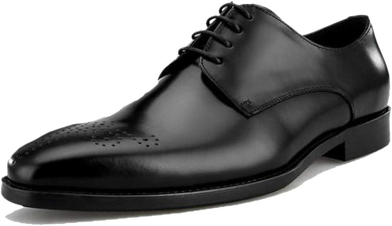 England Points Derby Derby Derby Gentleman England herrar Broch skor bilved Handgjorda Party Uniform bspringaaa svart  utlopp till salu