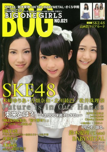 Mirror PDF: BIG ONE GIRLS NO.021