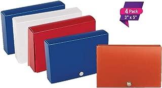 Best index card box staples Reviews
