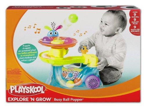 Hasbro - Playskool 39069148 - Kullerrutsche Neuauflage
