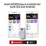 Autel Maxi AP200 OBD2 Bluetooth Diagnosis Sistemas 19 Funciones Especiales