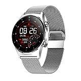 KKZ La dernière Montre Smart Watch E13 Smart Smart Watch Smart Support Podomètre Round Screen Watch Watches Bluetooth Mesdames,E