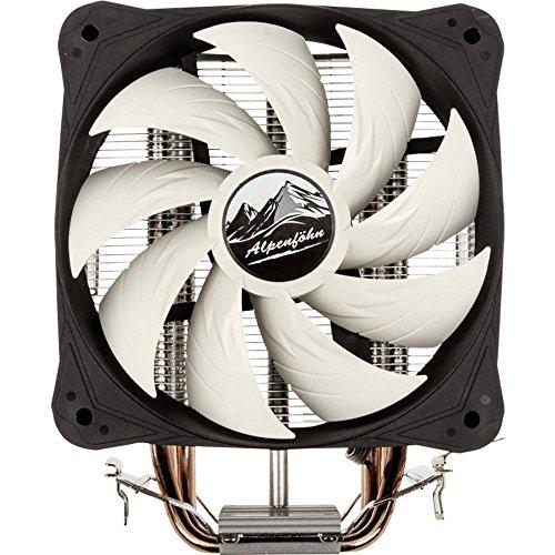 Alpenföhn - Ben Nevis Advanced mit 130mm PWM CPU Kühler Lüfter CPU Kühler hat ein Maximum von 1500rpm CPU Lüfter mit hoher Leistung 150W TDP kompatibel Kühler Prozessor mit Intel und AMD Socket