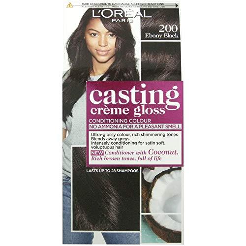 L'Oréal Casting Crème Gloss Noir ébène 200