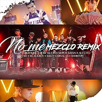 No Me Mezclo Remix