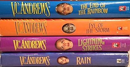 V. C. Andrews Hudson Family Hardcover Set, 1-4