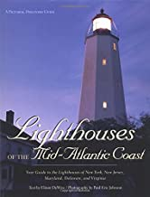 Lighthouses of the Mid-Atlantic Coast (Pictorial Discovery Guide)