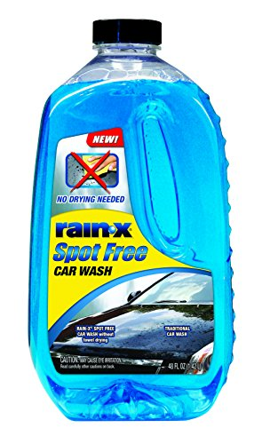 Rain-X 620034 Spot Free Car Wash - 48 fl. oz.
