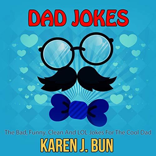 Karen's Dad Jokes audiobook cover art