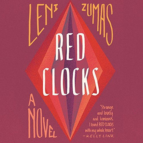 Red Clocks Titelbild