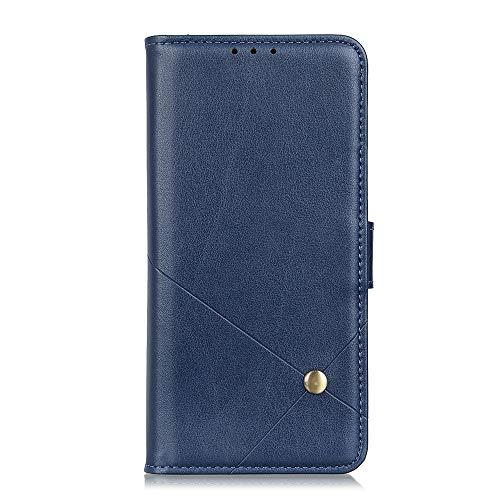 Brieftasche Schutzhülle für Xiaomi Black Shark 4 Pro Hülle mit Kartenfach Etui Standfunktion & Magnetisch Handyhülle Leder Flip Lederhülle für Xiaomi Black Shark 4 Pro (Blau)