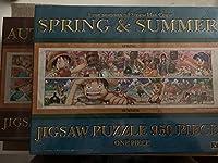 ONE PIECE パズル ワンピース展SPRING&SUMMERAUTUMN&WINTER