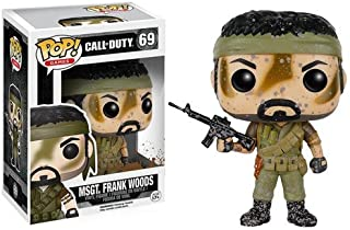Funko POP Games: Call of Duty Action Figure - Woods