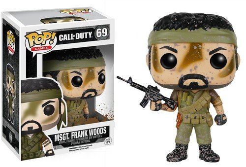 Funko 6821 No Actionfigur Call of Duty: Master Sergeant Frank Woods