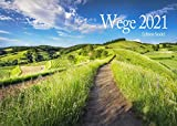 Edition Seidel Wege Premium Kalender 2021 DIN A3 Wandkalender Natur Wald