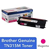 Brother TN-315M DCP-9050 9055 9270 HL-4140 4150 4570 MFC-9460 9465 9560 9970 Toner Cartridge (Magenta) in Retail Packaging
