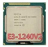 Intel Xeon E3-1240 v2 E3 1240 V2 8M Cache 3.40 GHz SR0P5 LGA1155 E3 1240 v2 CPU Processor E3-1240V2