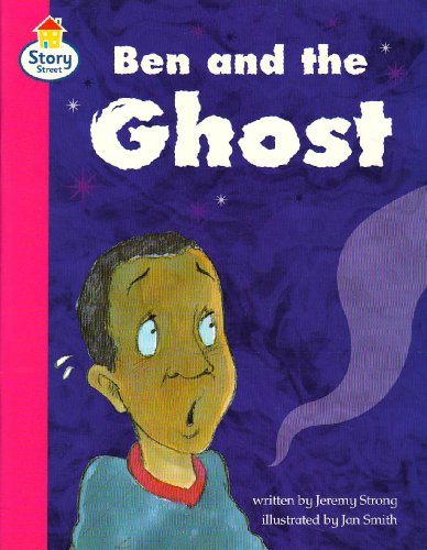 *LILA:SS:S7: BEN AND THE GHOST (LITERACY LAND)の詳細を見る
