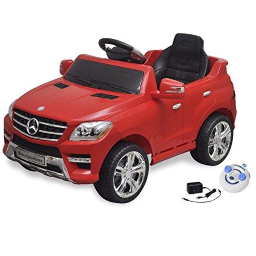 Mercedes Benz ML350 Rouge 6v