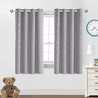 Blackout Kids Curtains for Bedroom Thermal Insulated...