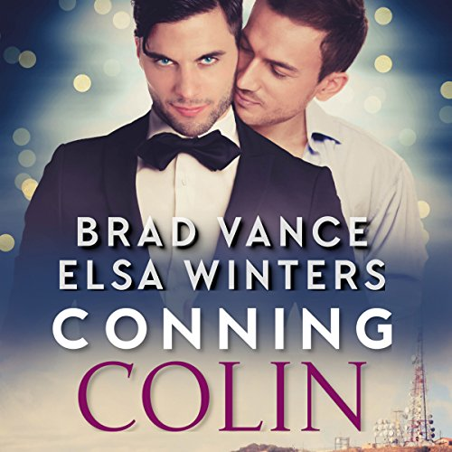 Conning Colin audiobook cover art