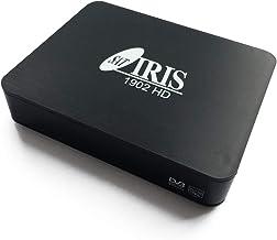 Iris 1902 HD-Receptor de TV por Satélite(Full HD, WiFi)