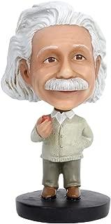 Dolls2u Albert Einstein Bobblehead / Einstein Doll Car Dashboard Bobblehead Accessories / Desk Decor (Vintage)