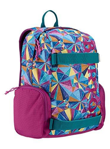 Burton YTH emphasis infantil Mochila, color polka diamond print, tamaño 40 x...